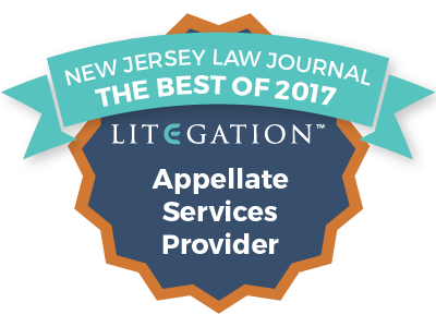 Appellate Services Provide NJ