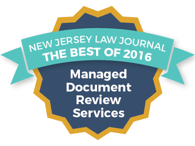 Managed Document Review NJ