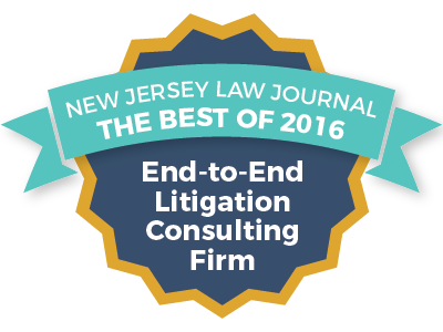 Litigation Consulting Firm in NJ