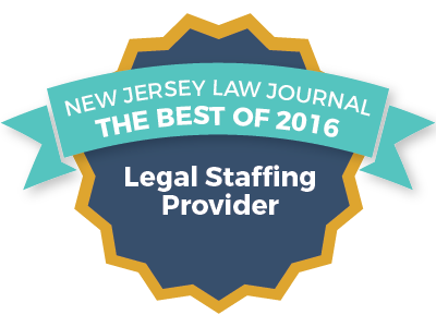 Legal Staffing Provider in NJ