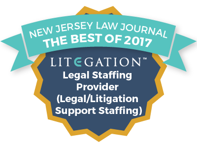Legal Staffing Provider NJ