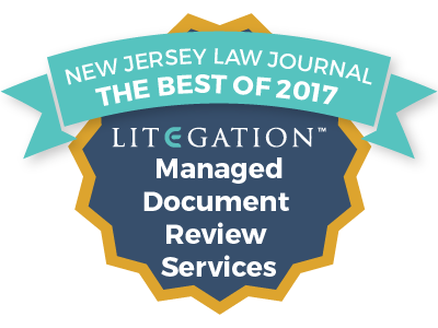 Managed Document Review Services NJ