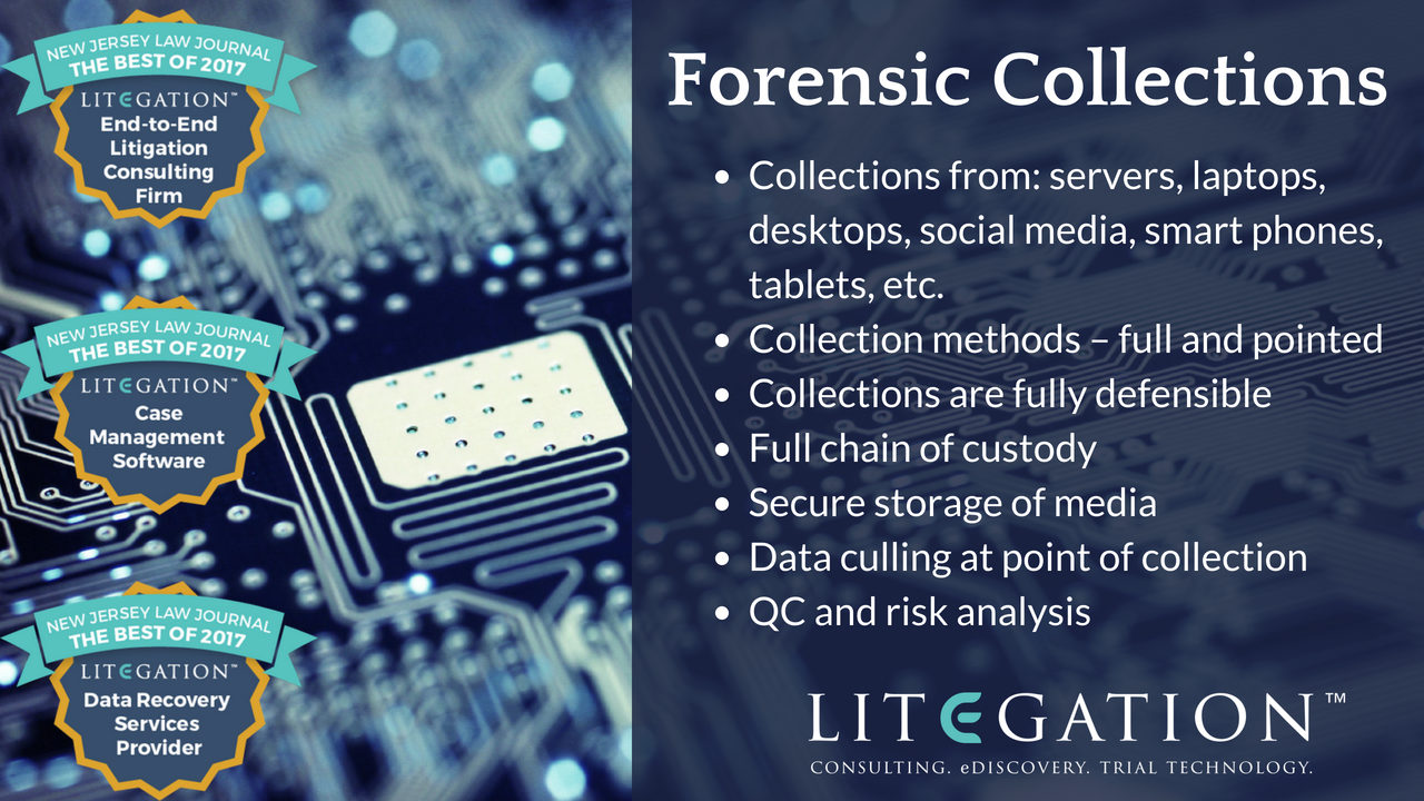 forensic data collections